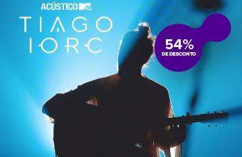 MTV Acústico - Tiago Iorc