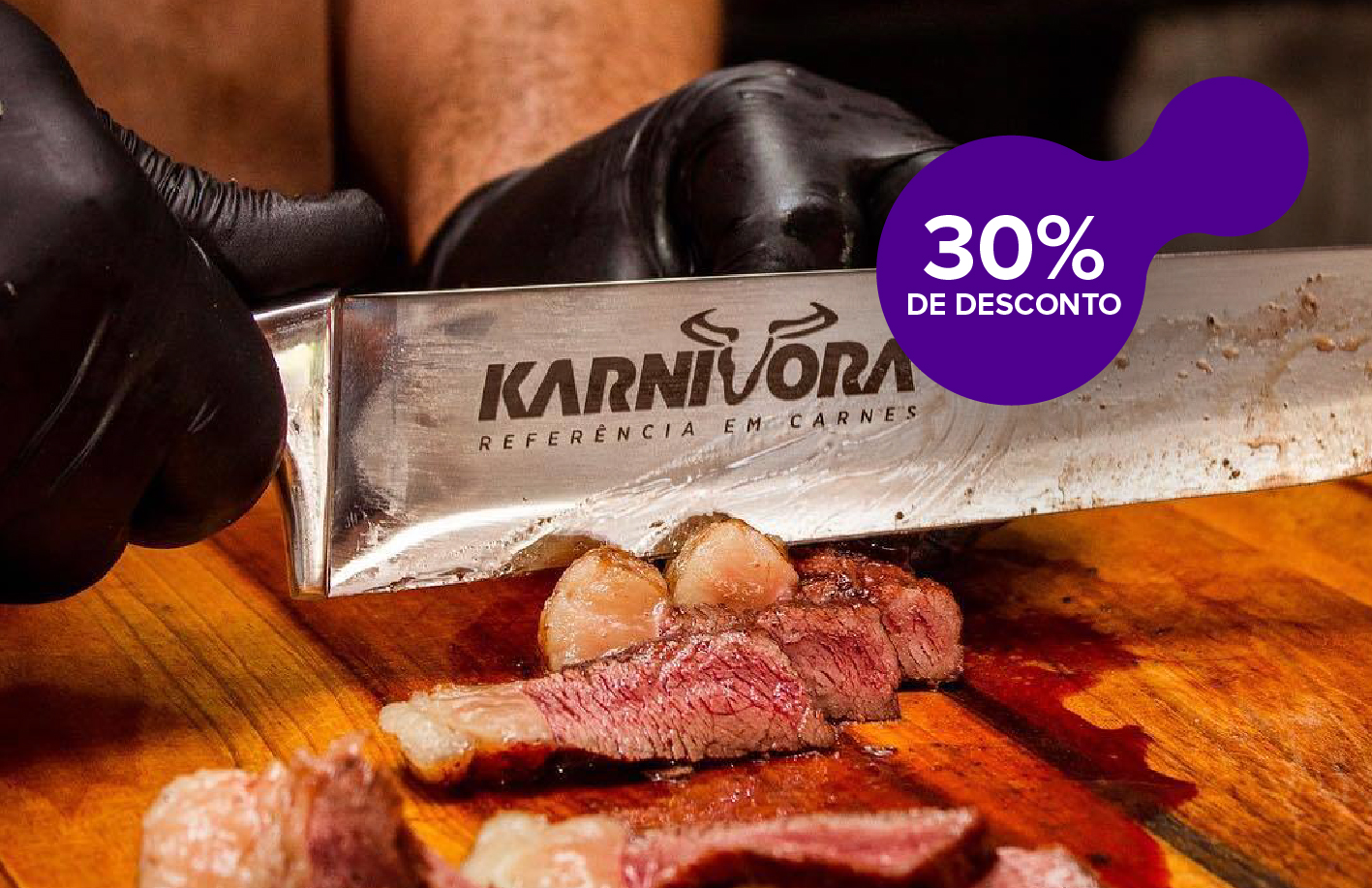 Restaurante Karnivora